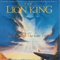 Elton John - Can You Feel The Love Tonight (from The Lion King) cover