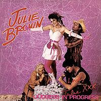 Julie Brown - 'Cause I'm A Blonde cover