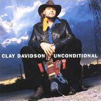 Clay Davidson - Unconditional cover