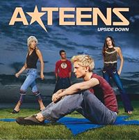 A*Teens (A-Teens) - Bouncing Off The Ceiling (Upside Down) cover