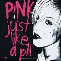 Pink - Just Like A Pill cover