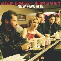 Alison Krauss - New Favorite cover