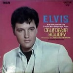 Elvis Presley - Adam & Evil cover