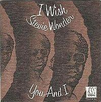 Stevie Wonder - I Wish cover