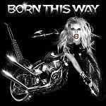 Lady GaGa - Heavy Metal Lover cover