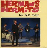 Herman's Hermits - No Milk Today cover