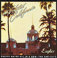 The Eagles - Hotel California cover
