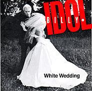 Billy Idol - White Wedding cover