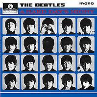 The Beatles - A Hard Day's Night cover