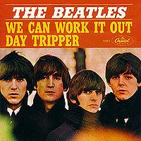 The Beatles - Day Tripper cover