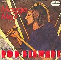 Rod Stewart - Maggie May cover