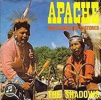 The Shadows - Apache (instrumental) cover