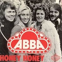ABBA - Honey Honey cover