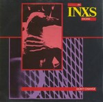 INXS - Don't Change cover
