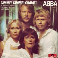 ABBA - Gimme Gimme Gimme (A Man After Midnight) (fade out) cover