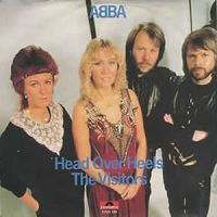 ABBA - Head Over Heels cover