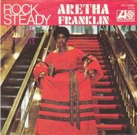 Aretha Franklin - Rock Steady (fade out) cover