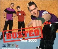 Busted - Year 3000 cover