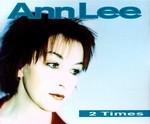 Ann Lee - 2 Times cover