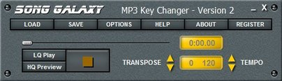 MP3 Key Changer Version 2